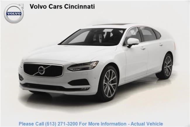 New 2018 Volvo S90 T6 AWD Momentum Sedan in West Chester OH