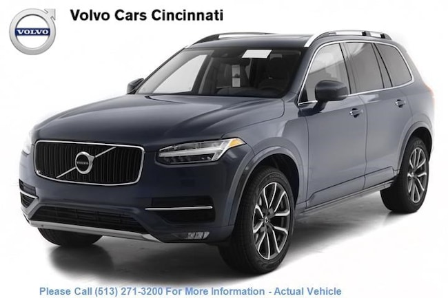 New 2019 Volvo XC90 T5 Momentum SUV in West Chester OH