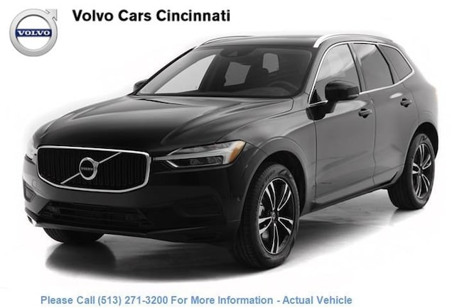 Certified Used 2018 Volvo XC60 T6 AWD Momentum SUV in Cincinnati