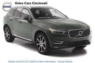 New 2019 Volvo XC60 T6 Inscription SUV VN-KB201159 LYVA22RL3KB201159 in Cincinnati, OH