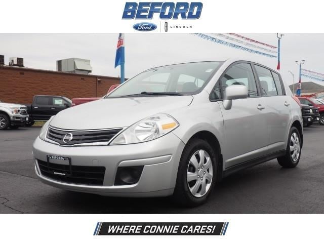 Used 2012 Nissan Versa For Sale at Beford Ford | VIN: 3N1BC1CP8CK273573