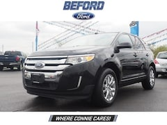 Used 2013 Ford Edge SEL SUV 2FMDK3JC4DBC73514 for Sale in Washington Court House, OH