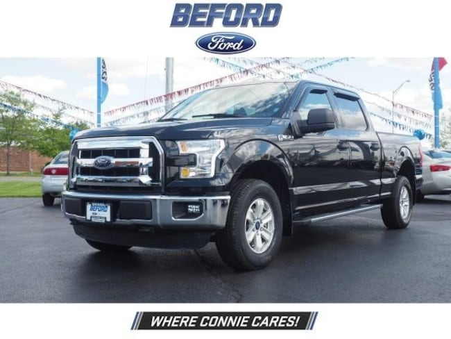2016 Ford F-150 Truck SuperCrew Cab 1FTFW1EF7GFC87792