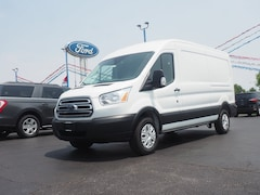 New 2019 Ford Transit-250 Base w/Sliding Pass-Side Cargo Door Van Medium Roof Cargo Van in Washington Court House, OH