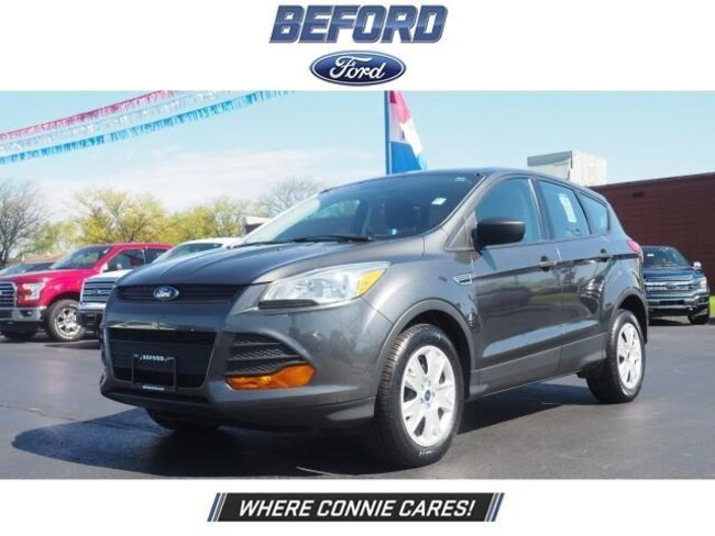 2016 Ford Escape S SUV 1FMCU0F74GUC67243