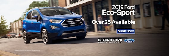 Beford Ford | New 2019 Ford Dealer in Washington Court House