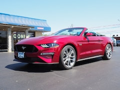 New 2019 Ford Mustang GT Premium Convertible in Washington Court House, OH