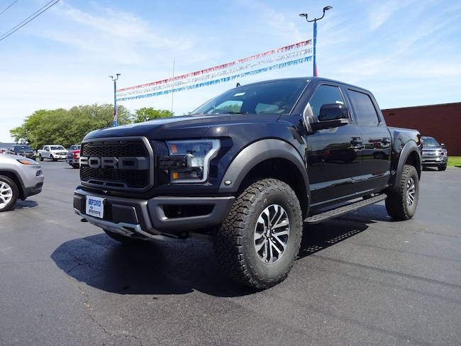 New 2019 Ford F-150 Raptor Truck SuperCrew Cab in Washington Court House, OH