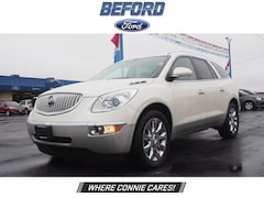 Bargain Used 2011 Buick Enclave CXL-2 SUV 5GAKVCEDXBJ156763 for Sale in Washington Court House