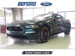 New 2019 Ford Mustang BULLITT Coupe in Washington Court House, OH