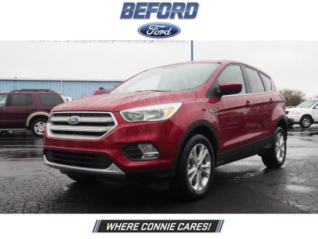 New 2019 Ford Escape SE SUV in Washington Court House, OH