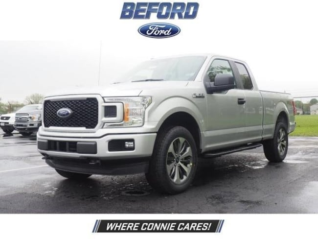 New 2019 Ford F-150 STX Truck SuperCab Styleside in Washington Court House, OH