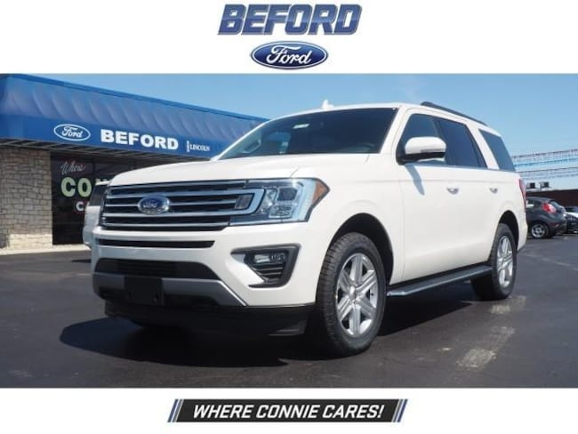 New 2019 Ford Expedition XLT SUV in Washington Court House, OH