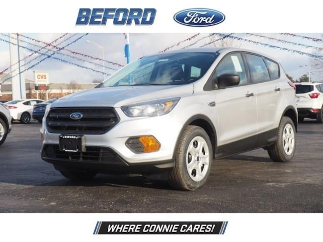 New 2019 Ford Escape S SUV in Washington Court House, OH