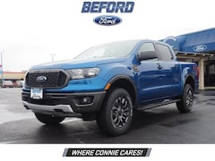 New 2019 Ford Ranger Truck SuperCrew in Washington Court House, OH