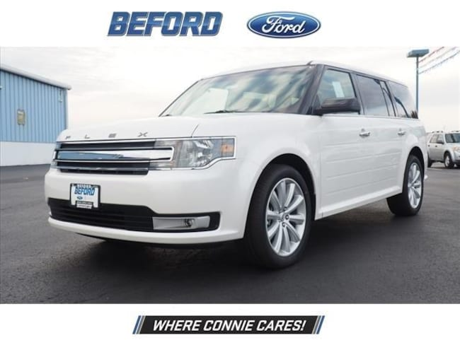 New 2019 Ford Flex SEL SUV in Washington Court House, OH