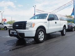 Used 2009 Ford F-150 Truck Super Cab 1FTRX14W99KA39825 for Sale in Washington Court House, OH