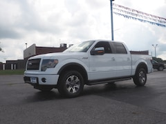 Used 2014 Ford F-150 Truck SuperCrew Cab 1FTFW1ET8EKG39269 for Sale in Washington Court House, OH