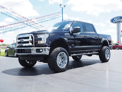 Used 2016 Ford F-150 Truck SuperCrew Cab 1FTEW1EP7GFD43749 for Sale in Washington Court House, OH