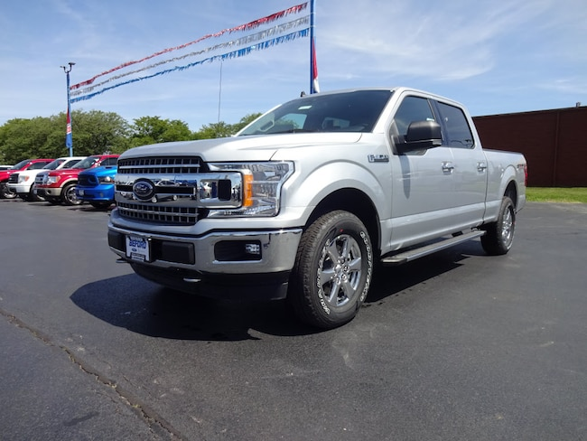 New 2019 Ford F-150 Truck SuperCrew Cab in Washington Court House, OH