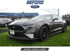 New 2019 Ford Mustang Coupe in Washington Court House, OH
