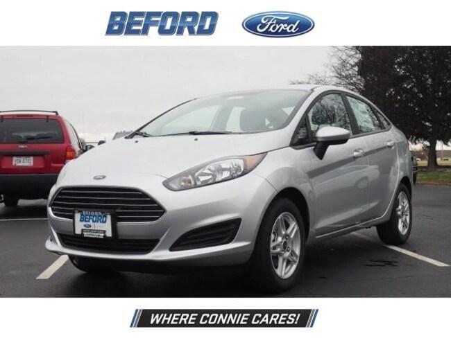 New 2019 Ford Fiesta SE Sedan in Washington Court House, OH