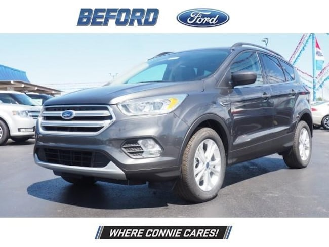 New 2019 Ford Escape SEL SUV in Washington Court House, OH