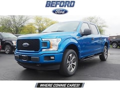 New 2019 Ford F-150 STX Truck SuperCrew Cab in Washington Court House, OH