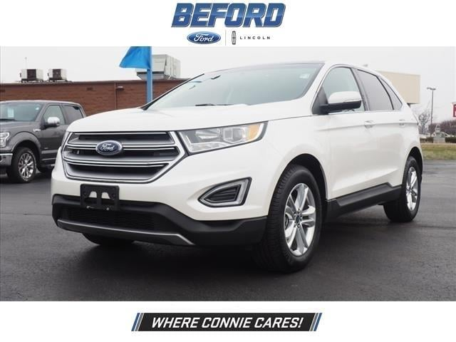 2018 Ford Edge SEL SUV 2FMPK3J96JBC50569