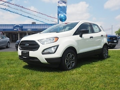New 2019 Ford EcoSport S SUV in Washington Court House, OH