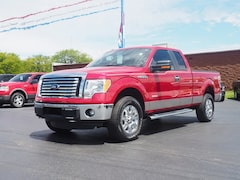 Used 2012 Ford F-150 Truck Super Cab 1FTFX1ETXCFC18639 for Sale in Washington Court House, OH