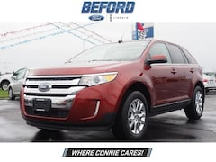 Used 2014 Ford Edge Limited SUV 2FMDK4KC0EBA54247 for Sale in Washington Court House, OH