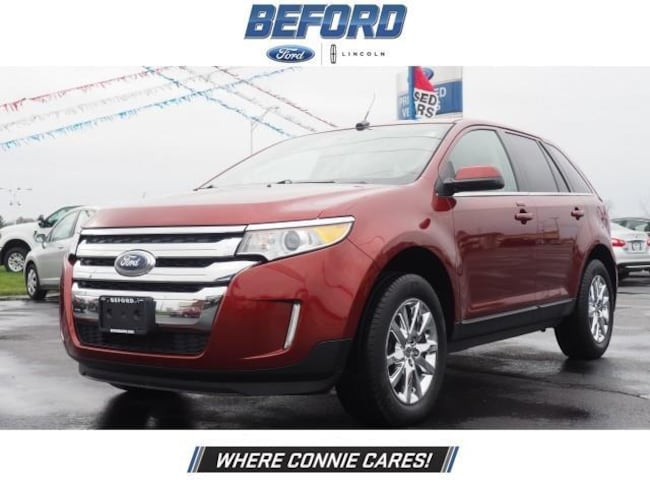 2014 Ford Edge Limited SUV 2FMDK4KC0EBA54247