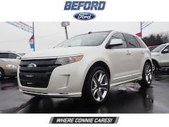 Used 2011 Ford Edge Sport SUV 2FMDK3AK7BBA45527 for Sale in Washington Court House, OH