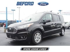 New 2019 Ford Transit Connect XLT w/Rear Liftgate Wagon Passenger Wagon LWB in Washington Court House, OH