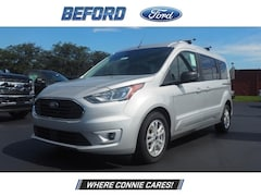 New 2019 Ford Transit Connect Wagon XLT Wagon Passenger Wagon LWB NM0GE9F27K1390456 in Washington Court House, OH