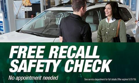 Recall Safety Check