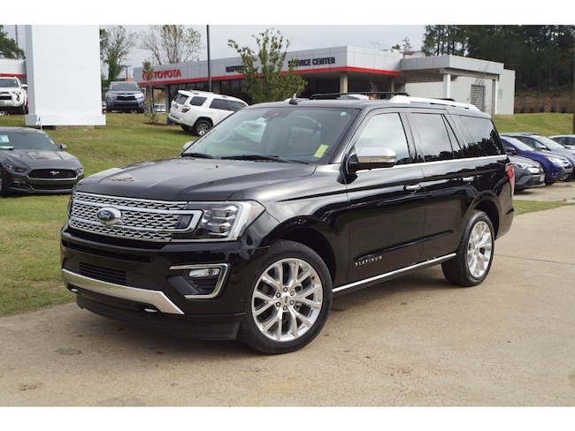 Used 2018 Ford Expedition Platinum 4x4 4x4 Platinum  SUV For Sale Oxford MS