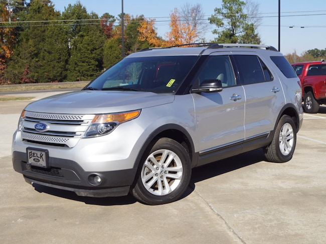 Used 2015 Ford Explorer XLT 4x4 AWD XLT  SUV For Sale Oxford MS