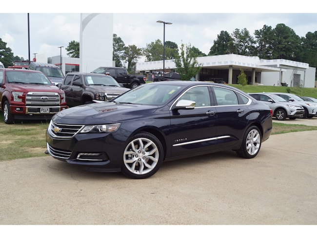 Used 2018 Chevrolet Impala Premier w/2LZ Sedan Premier  Sedan For Sale Oxford MS