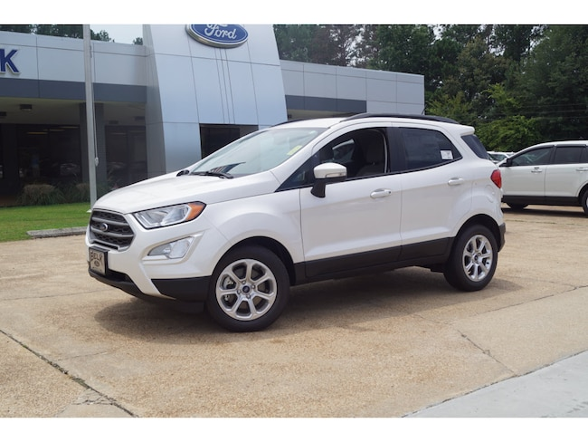 new 2018 Ford EcoSport SE Crossover for sale Oxford MS