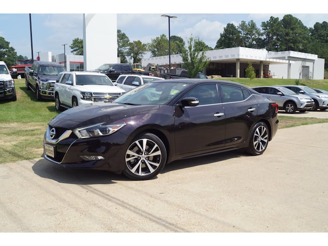 Used 2016 Nissan Maxima 3.5 SV 3.5 SV  Sedan For Sale Oxford MS
