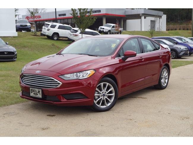 Used 2017 Ford Fusion SE Front-Wheel Drive Sedan SE  Sedan For Sale Oxford MS