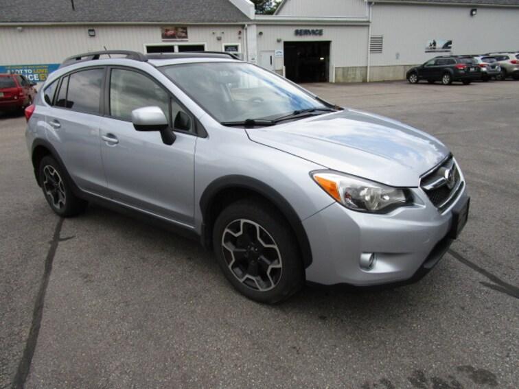 2014 Subaru Xv Crosstrek 2.0 I Limited >> Used 2014 Subaru Xv Crosstrek 2 0i Limited For Sale Concord