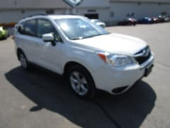 Used 2016 Subaru Forester 2.5i LIMITED SUV near Concord & Manchester, NH