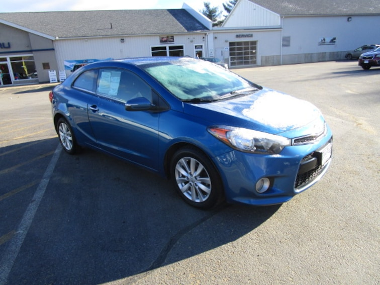 Used 2014 Kia Forte Koup EX Coupe near Concord & Manchester