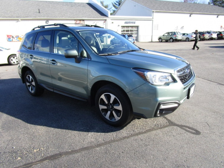 Used 2017 Subaru Forester LIMITED 2.5 SUV near Concord & Manchester