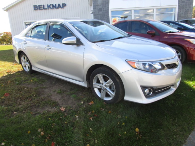 Used 2014 Toyota Camry Le For Sale Concord Tilton Nh Area Vin