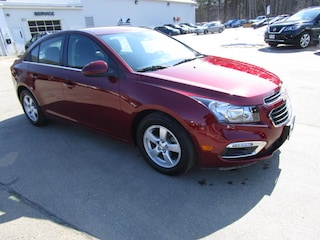 Used 2016 Chevrolet Cruze Limited 1LT Auto Sedan near Concord & Manchester, NH