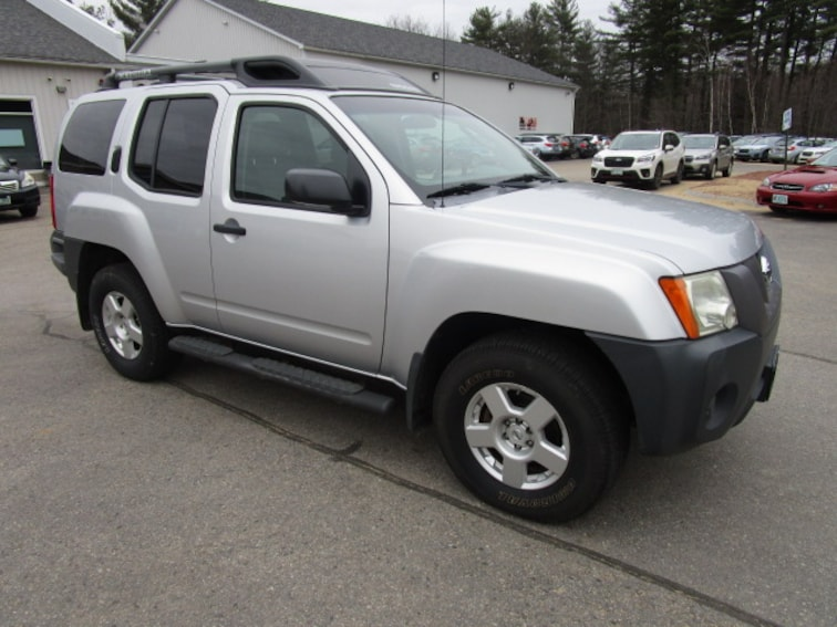Used 2008 Nissan Xterra SUV near Concord & Manchester